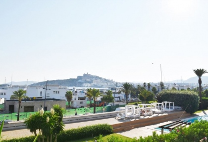 Front line two bedroom home for sale in Marina Botafoch_5