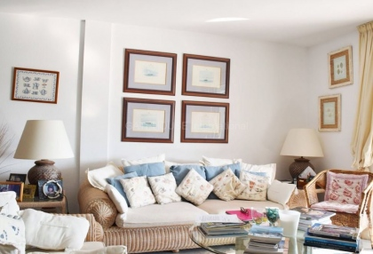 Front line two bedroom home for sale in Marina Botafoch_7