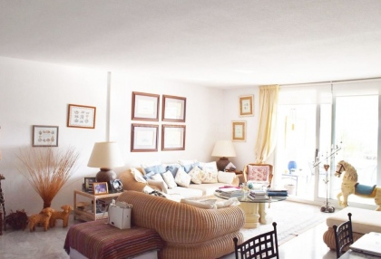Front line two bedroom home for sale in Marina Botafoch_8