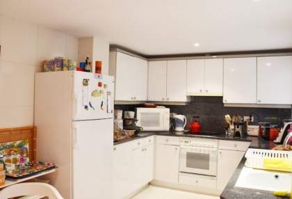 Front line two bedroom home for sale in Marina Botafoch_9