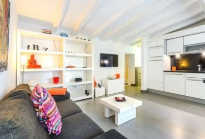 Two bedroom apartment for sale in Dalt Vila_6