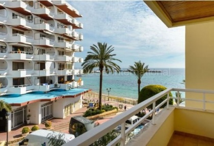 Frontline sea view apartment for sale in Santa Eularia_8