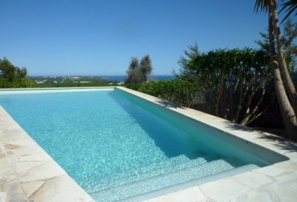 4 bedroom Santa Eularia villa for sale with stunning sea views 12