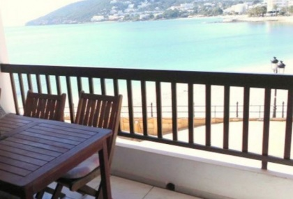 apartment overlooking the bay of Santa Eularia_1