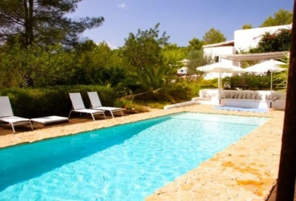 Country House with pool & guest house for sale Santa Eularia Ibiza Town 2