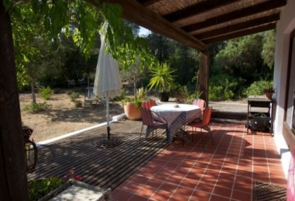 Country House with pool & guest house for sale Santa Eularia Ibiza Town 28