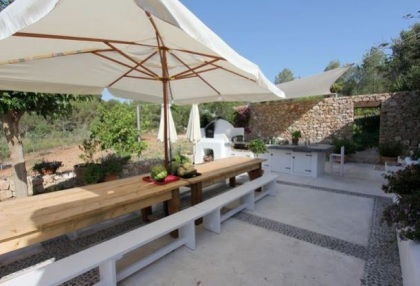 Country House with pool & guest house for sale Santa Eularia Ibiza Town 4