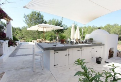 Country House with pool & guest house for sale Santa Eularia Ibiza Town 5