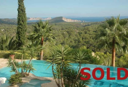 San jose es cubells villa for sale ibiza