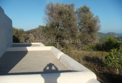 Old Ibicenco finca for sale with land in North Ibiza 16