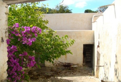 Old Ibicenco finca for sale with land in North Ibiza 4