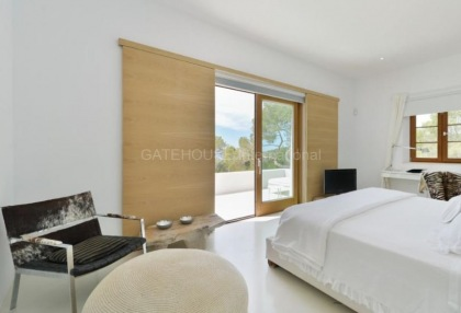 Ibiza west coast sea view luxury villa for sale with sunsets 11