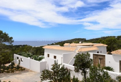 Ibiza west coast sea view luxury villa for sale with sunsets 15