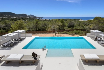 Ibiza west coast sea view luxury villa for sale with sunsets 18