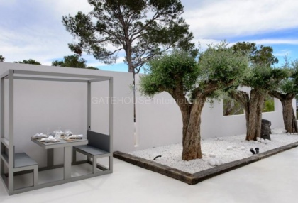 Ibiza west coast sea view luxury villa for sale with sunsets 19