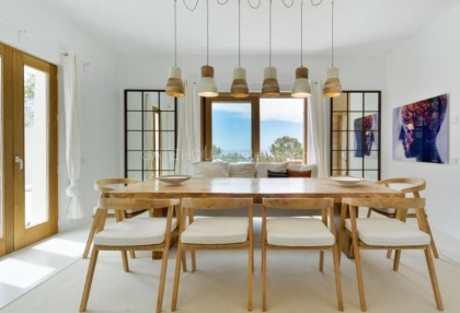 Ibiza west coast sea view luxury villa for sale with sunsets 2