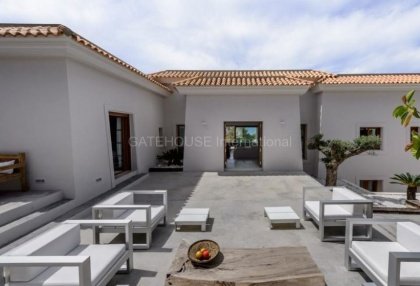 Ibiza west coast sea view luxury villa for sale with sunsets 3