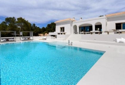 Ibiza west coast sea view luxury villa for sale with sunsets 4