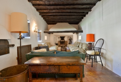 Large traditional Ibiza finca with guesthouse pool vineyard 13