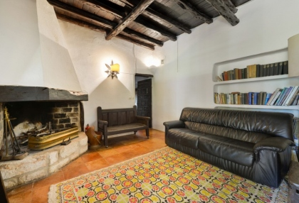 Large traditional Ibiza finca with guesthouse pool vineyard 18
