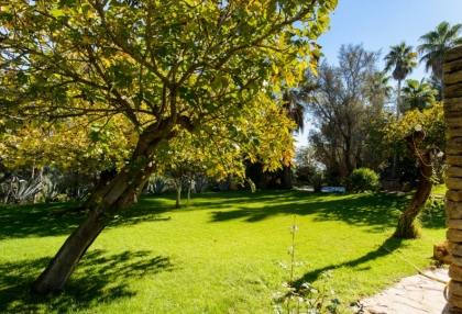Large traditional Ibiza finca with guesthouse pool vineyard 40