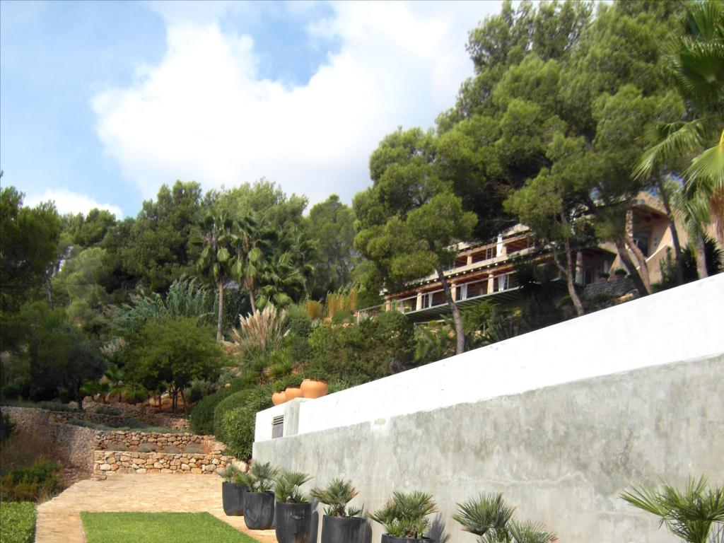Contemporary Villa for sale close to Es Cubells, Ibiza
