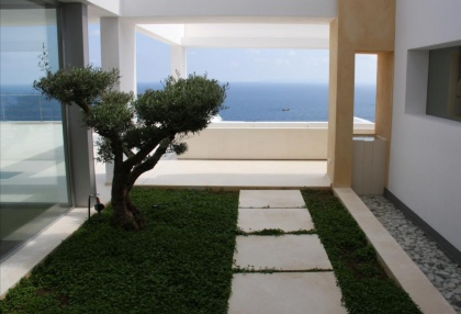 Luxury, contemporary sea view home for sale Ibiza - 4