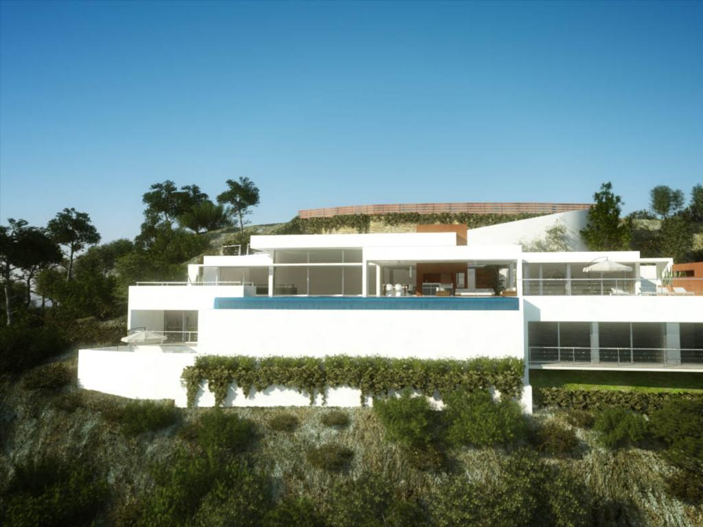 Luxury home for sale with views over Formentera, Ibiza