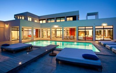 Luxury villa for sale in ibiza close to cala conta beach for Big modern houses pictures