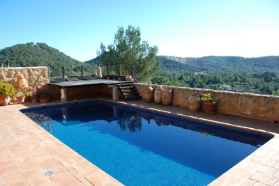 Luxury villa for sale in Can Furnet with breathtaking views