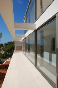 Luxury minimalist villa for sale in Cap Martinet, Ibiza