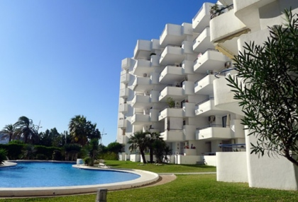 Ibiza town 2 bedroom apartment for sale with a communal pool 1