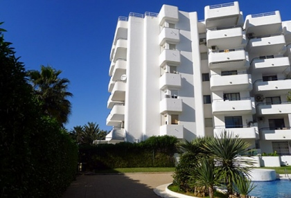 Ibiza town 2 bedroom apartment for sale with a communal pool 11