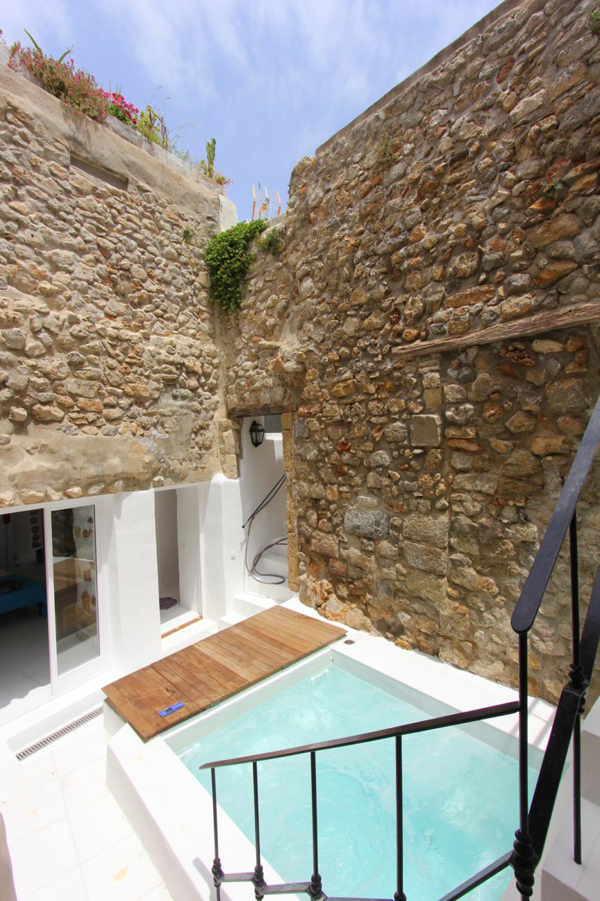 Stunning newly renovated Townhouse for sale in Dalt Vila, Ibiza