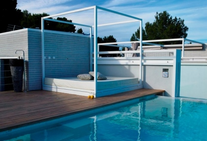 Contemporary Ibiza town house with separate apartment in Santa Eularia 1 (10)