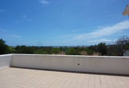 San Jordi investment villa views to Playa den  Bossa & Ibiza Town 1 (3)