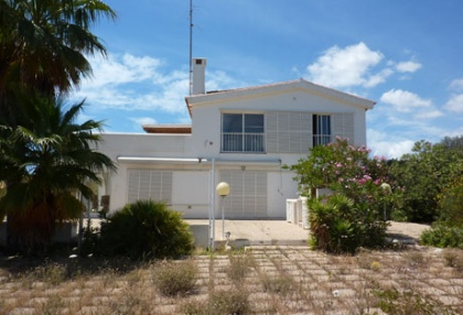 San Jordi investment villa views to Playa den  Bossa & Ibiza Town 1 (5)