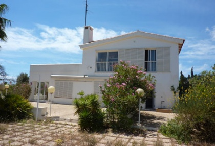 San Jordi investment villa views to Playa den  Bossa & Ibiza Town 1 (6)