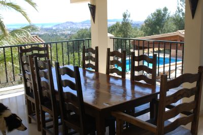 Stunning Villa 5 minutes from Ibiza Town