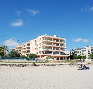 Playa den Bossa Ibiza luxury apartment for sale frontline to beach 3