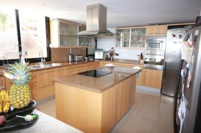 Playa den Bossa Ibiza luxury apartment for sale frontline to beach 4