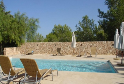5 bedroom villa for sale San Jose Ibiza with guest apartment 4