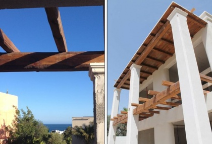 House project for sale in quiet area Santa Eularia Ibiza 2