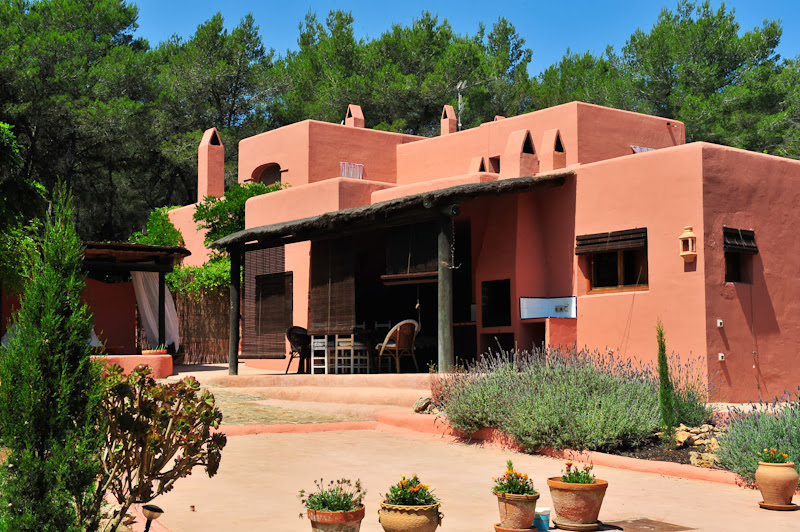 Two luxury ibiza houses to rent together or separately nr - Ibiza house renting ...