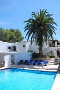 Spacious Villa for sale in Ibiza  PI-204 Roques Blanques