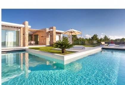 Luxury new buid home for sale in gated development in Cala Conta_1 - Copy