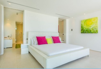Luxury new buid home for sale in gated development in Cala Conta_13