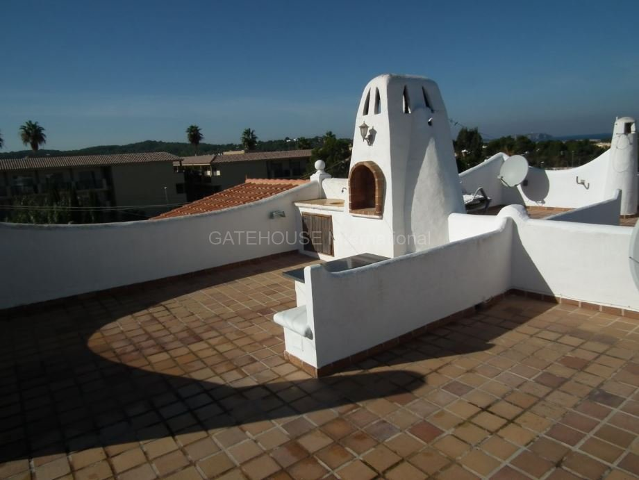 Two Bedroom Apartment In A Small Complex In San Antonio Ibiza Properties For Sale