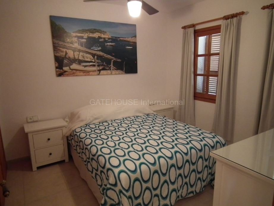 Two bedroom apartment in a small complex in san antonio ibiza properties for sale for 2 bedroom house for sale san antonio