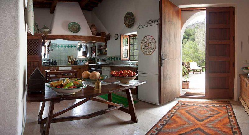 Ibiza Finca Rustica style Farmhouse for sale San Juan